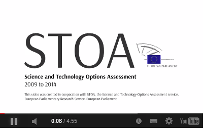 STOA: providing scientific advice to the European Parliament