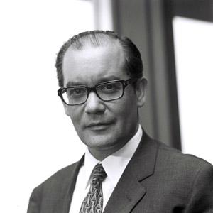 Franco Maria Malfatti (Italian) (July 1970 to March 1972)
