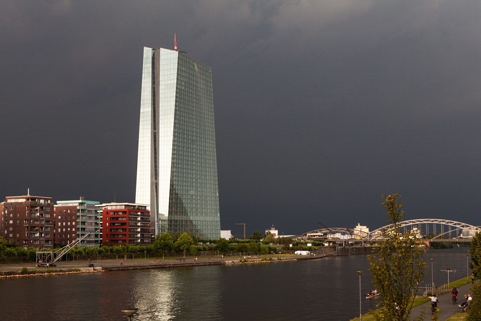 Changes to the ECB's voting rules