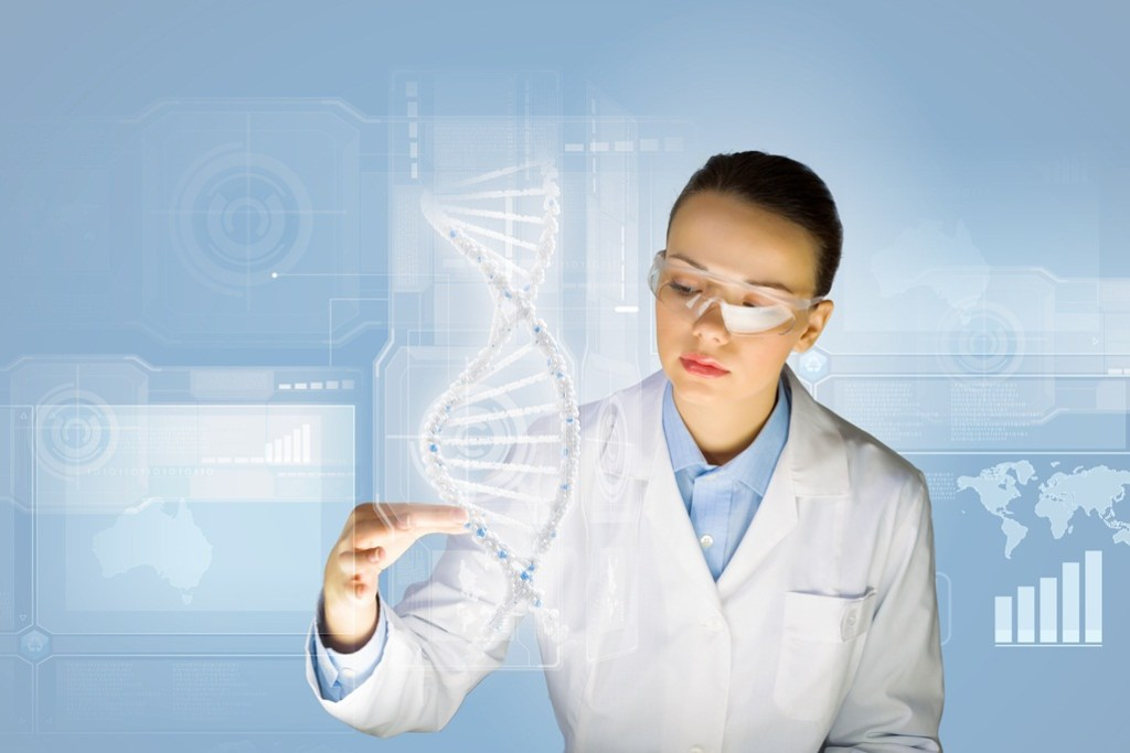 Women in science and research