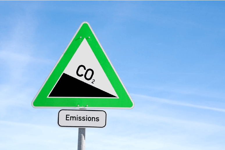 Reducing CO2 emissions from transport