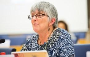 Julie WARD Rapporteur for the European Parliament initiative report