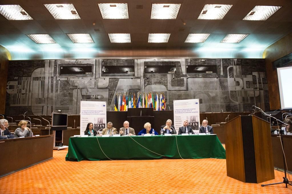 L'impact de la Communauté européenne du charbon et de l'acier (CECA) sur le Luxembourg et la construction européenne