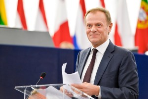 European Council President speech during the Plenary Session - Week 15 2016