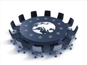 crisis management meeting table