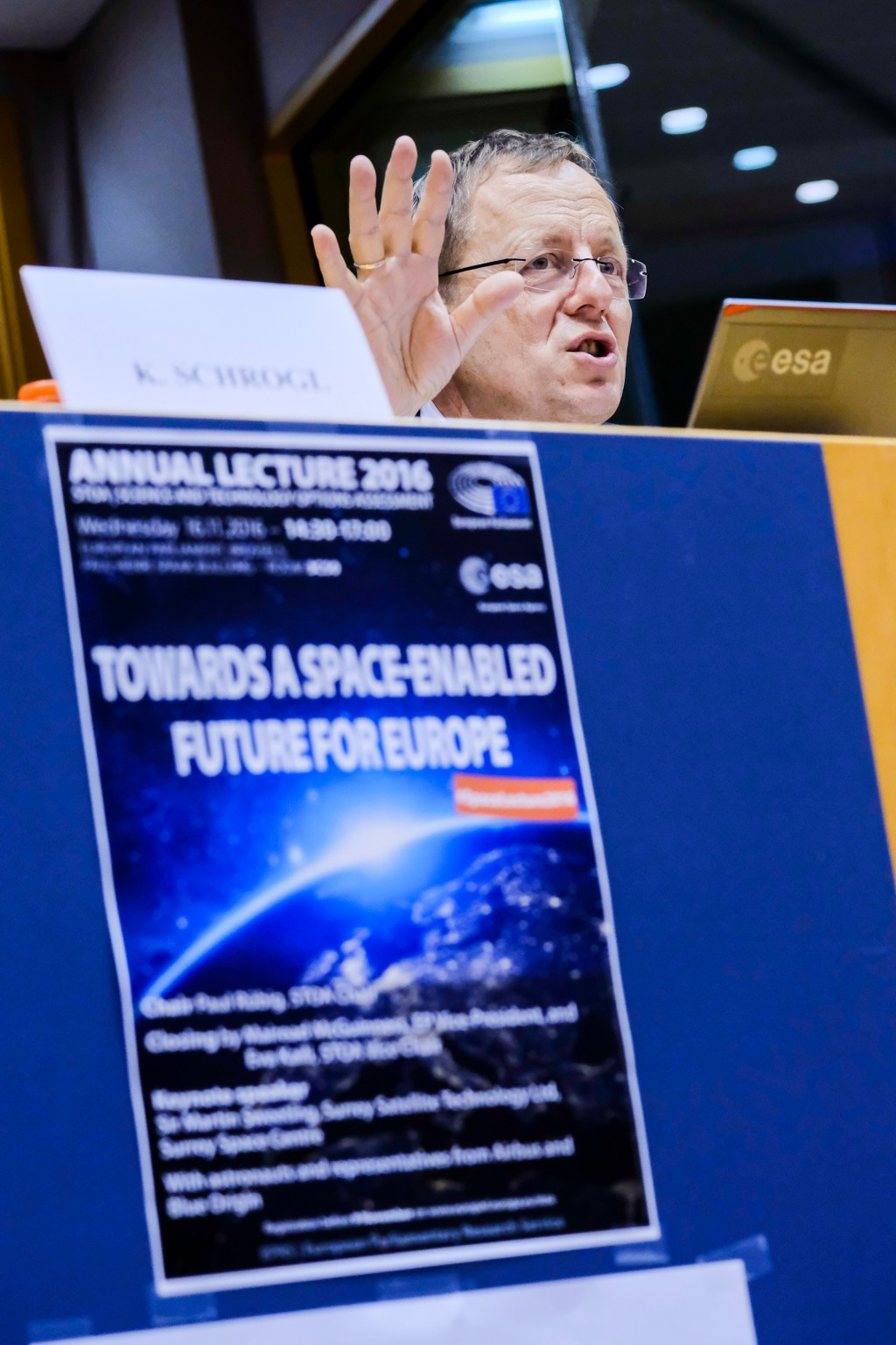 Towards a space-enabled future for Europe