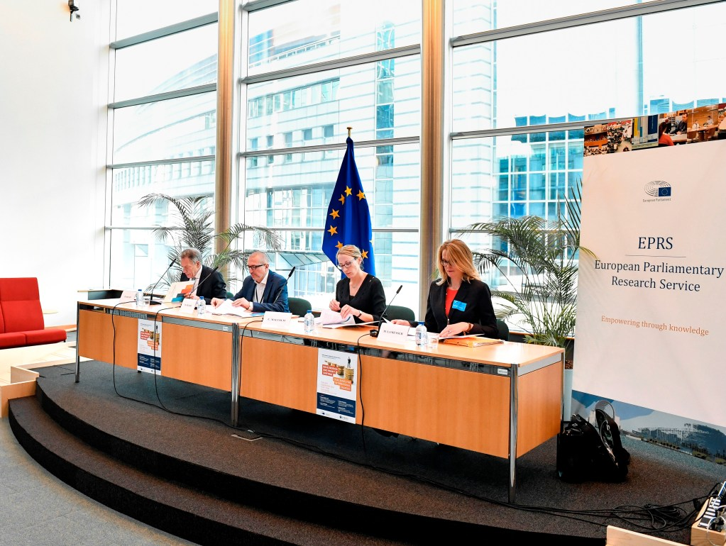 Time to get tough on tax avoidance: EPRS-OECD conference