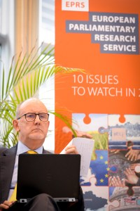 EPRS event ' Another year of shifts ans shocks ? Wath to watch for in 2017 '