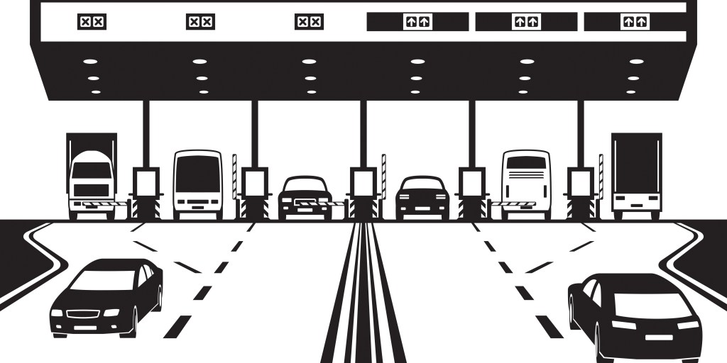 What is the EU's role in the introduction of a road toll for private vehicles in Germany?