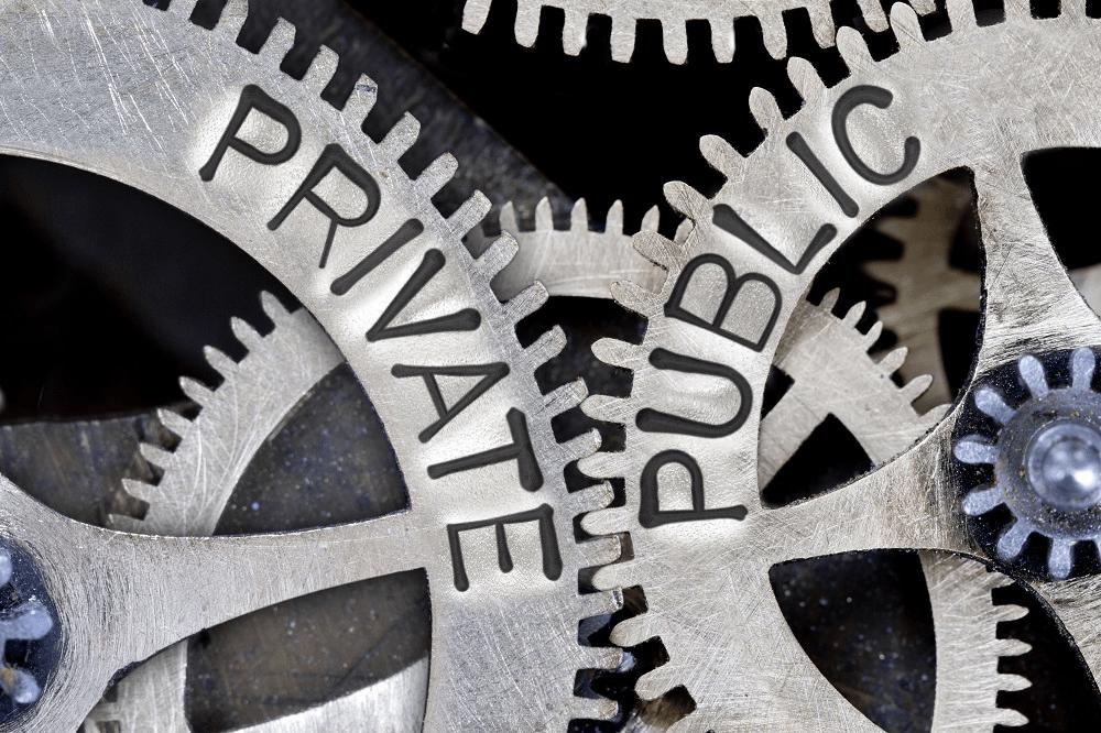 EU public private partnerships in research