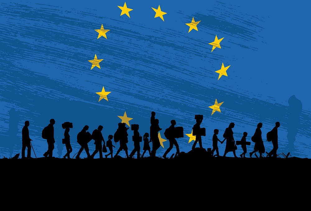 Migration into the EU [What Think Tanks are thinking]