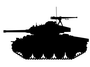 WW2 Series - American M24 Chaffee Tank