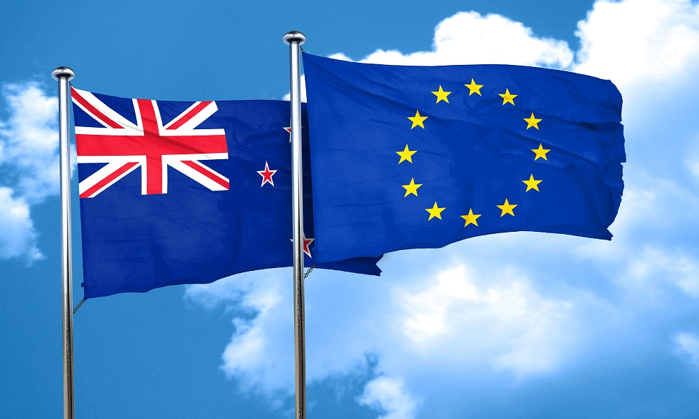 EU-New Zealand free trade agreement – All set for the launch of negotiations [International Agreements in Progress]