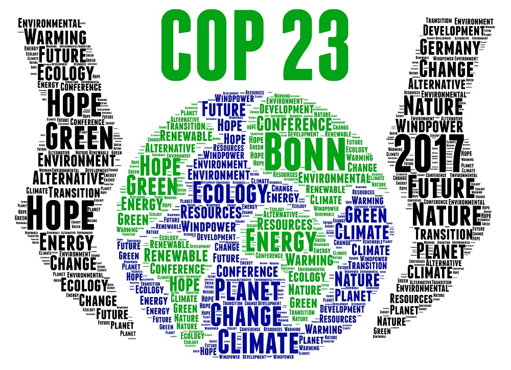 COP 23: Climate change talks [What Think Tanks are thinking]