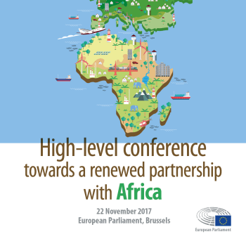 High-level conference: Towards a renewed partnership with Africa