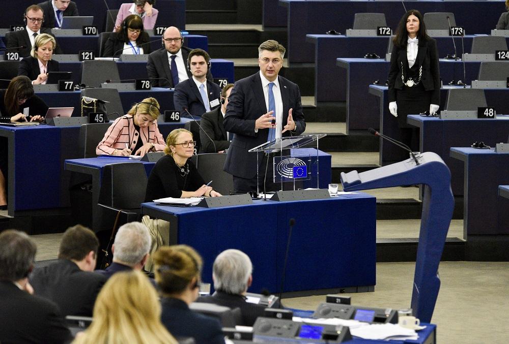 Plenary round-up – Strasbourg, February I 2018
