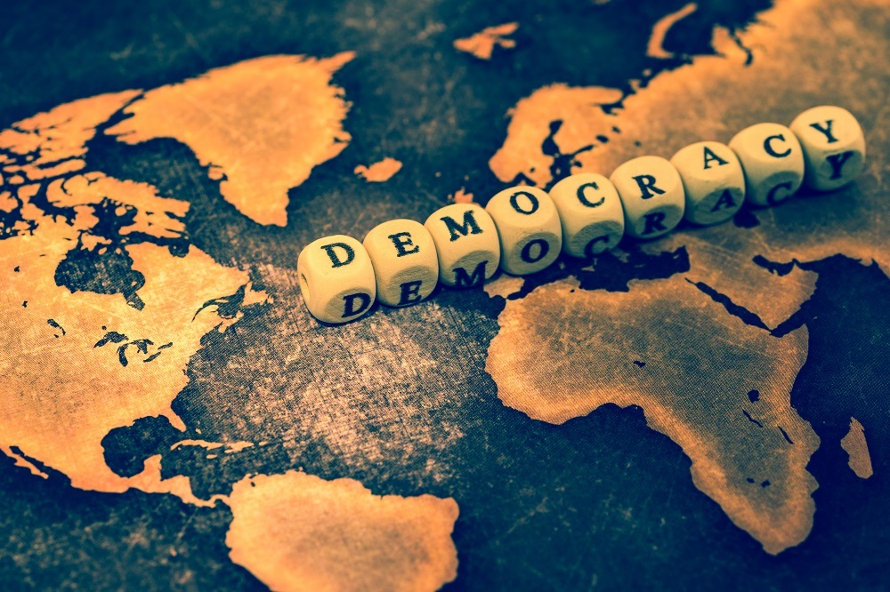 Democracy support in EU external policy