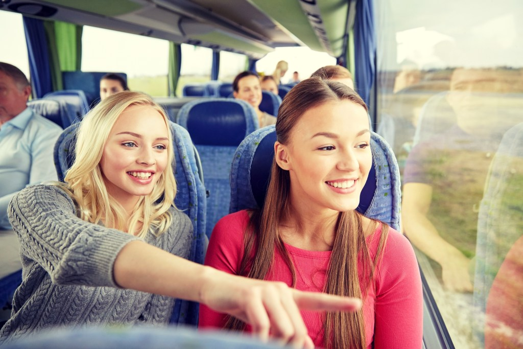 Bus and coach passengers [What Europe does for you]