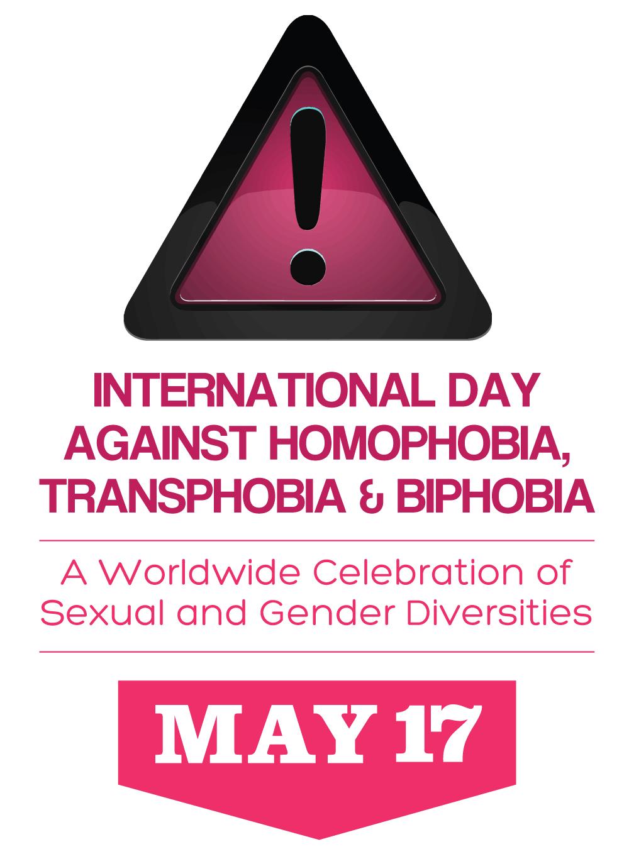 International Day Against Homophobia, Transphobia and Biphobia 2018