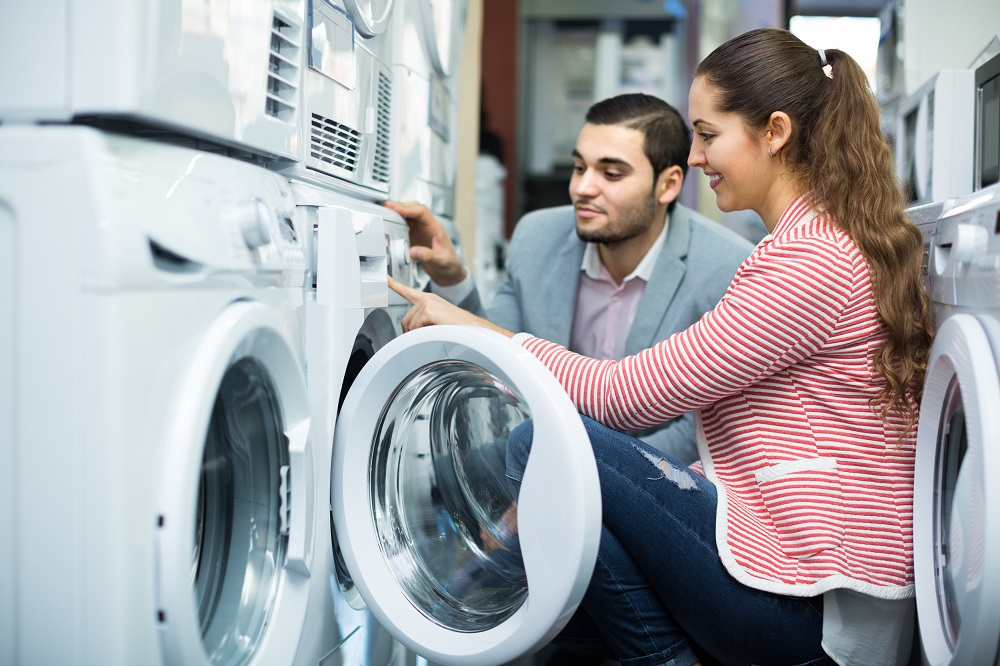 Consumers purchasing electric appliances [What Europe does for you]