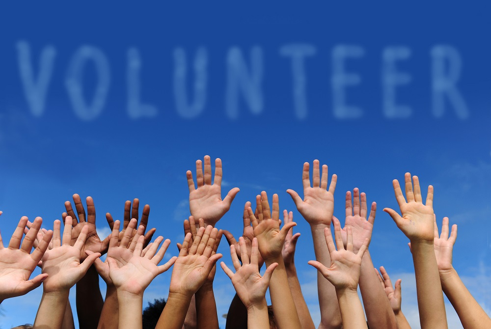Volunteers abroad [What Europe does for you]