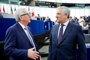 Juncker's 10 priorities