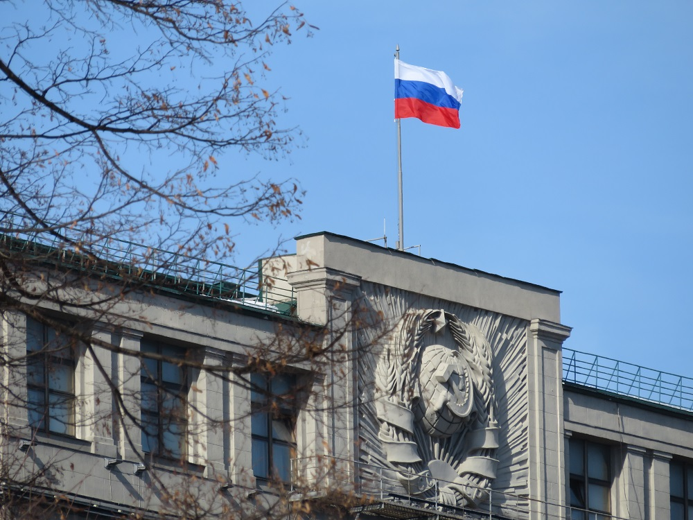 Russia [What Think Tanks are thinking]