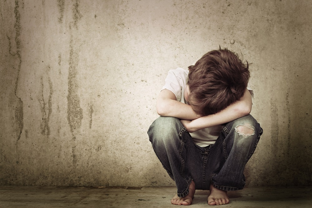 Child victims of violence [What Europe does for you]