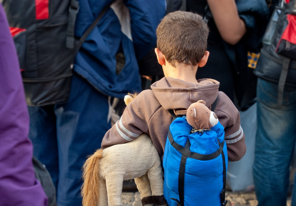 Migrant children [What Europe does for you]