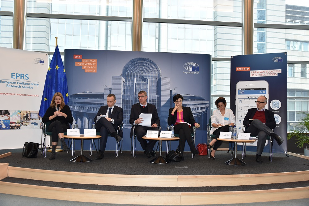 What think tanks are thinking conference: another tough year for the EU