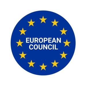 European Council symbol illustration