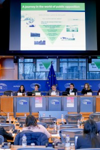 STOA workshop on ' Responding to public opposition to low-carbon energy technologies '