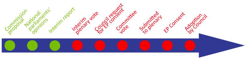 consent procedure APP - interim plenary vote