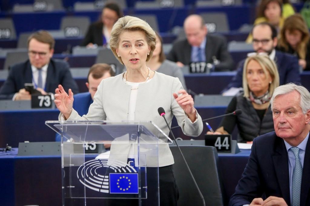 The von der Leyen Commission's priorities for 2019-2024