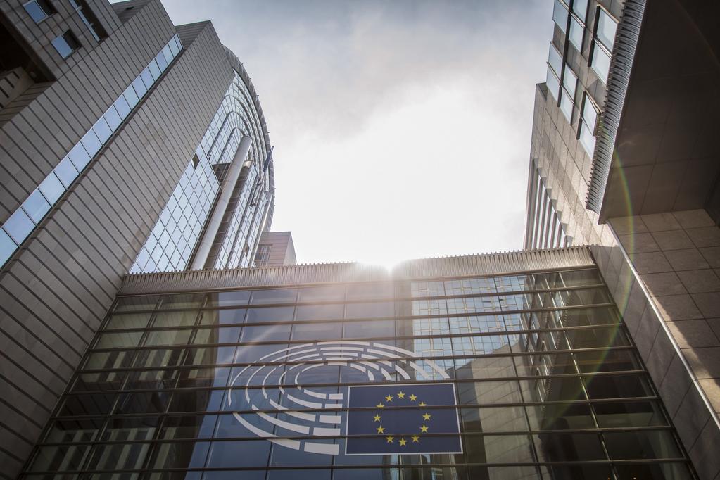 European Parliament Plenary Session – March II, 2020