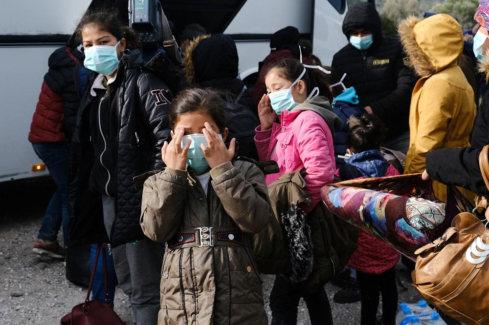Tackling the coronavirus outbreak: Impact on asylum-seekers in the EU