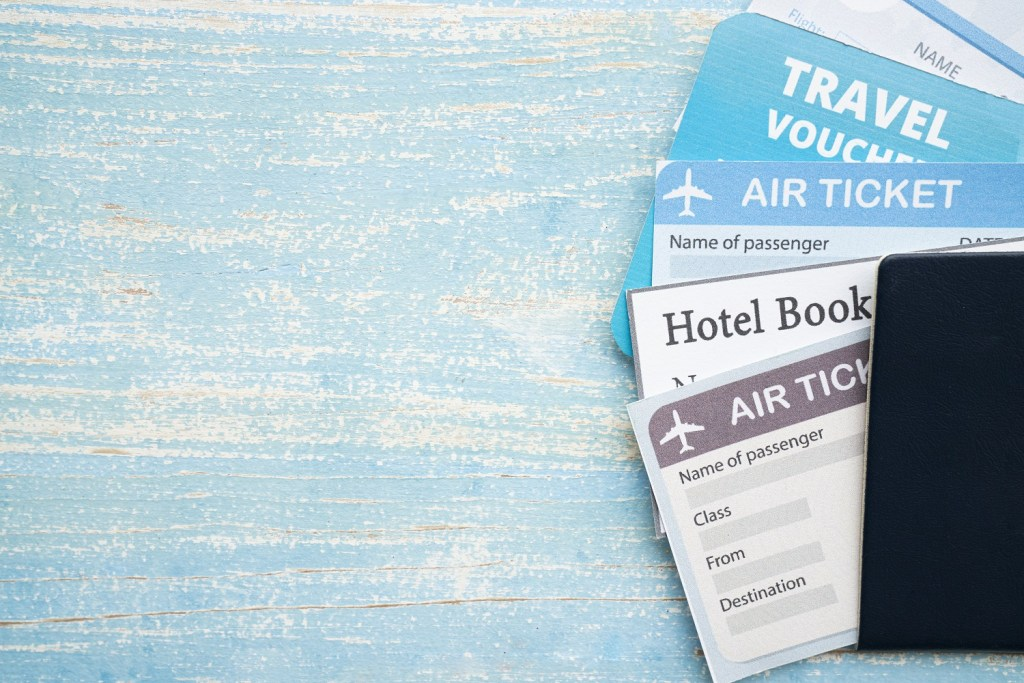 EU rules on vouchers offered to passengers and travellers