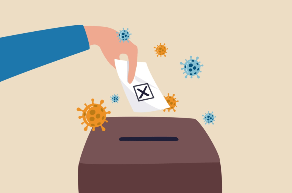 Impact of the pandemic on elections around the world: From safety concerns to political crises [Policy Podcast]