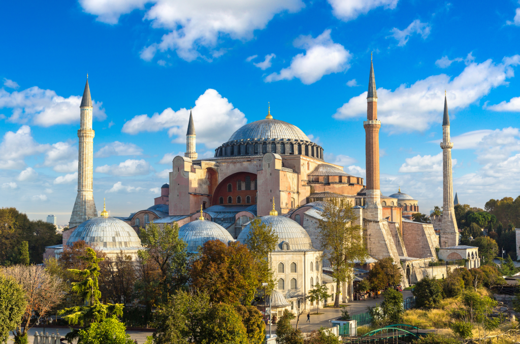 Citizens' enquiries on the conversion of the Hagia Sophia in Istanbul into a mosque