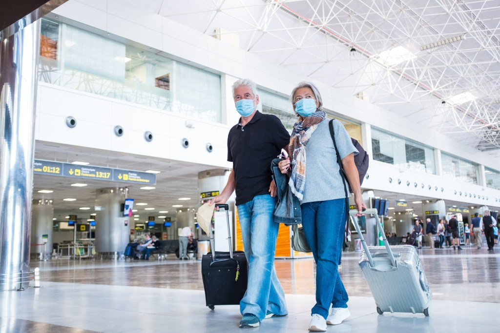Air transport survival during the pandemic