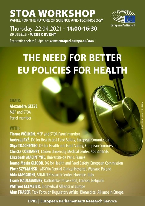 How EU policies can improve healthcare across Europe