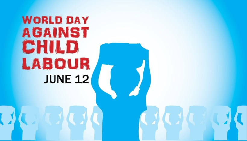 World Day Against Child Labour post.