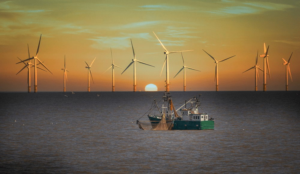 EU climate action in ocean governance and fisheries policy