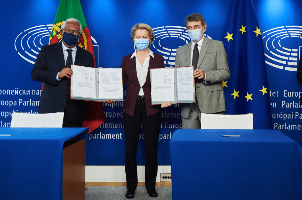 The von der Leyen Commission's six priorities: State of play in Autumn 2021