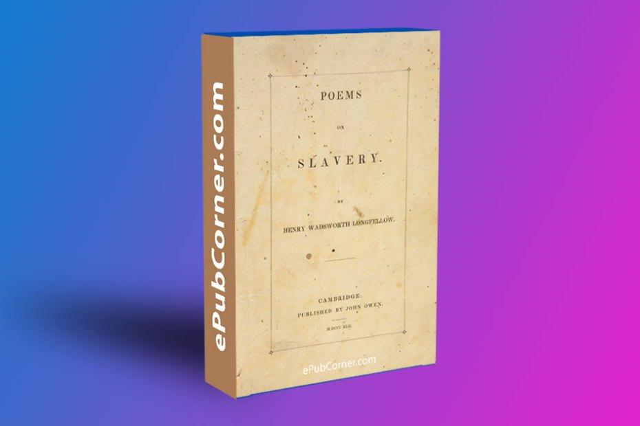 Poems on Slavery ePub download free