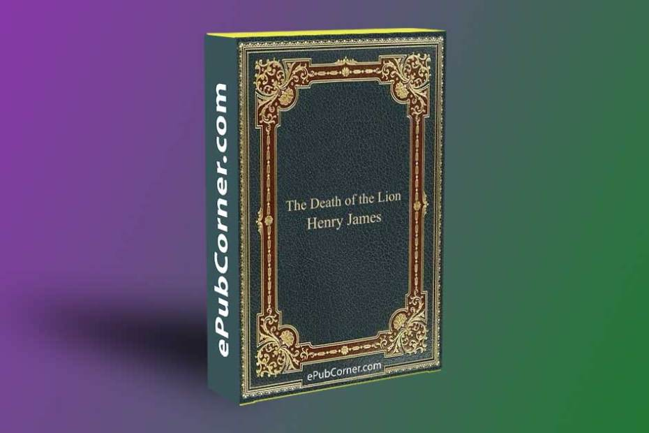 The Death of the Lion ePub download free