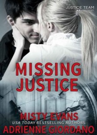 Missing Justice by Misty Evans