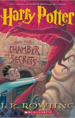 Harry Potter And The Chamber Of Secrets by Joanne Rowling