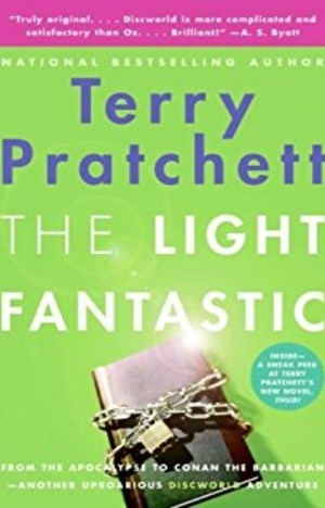 The Light Fantastic A Novel of Discworld by Terry Pratchett