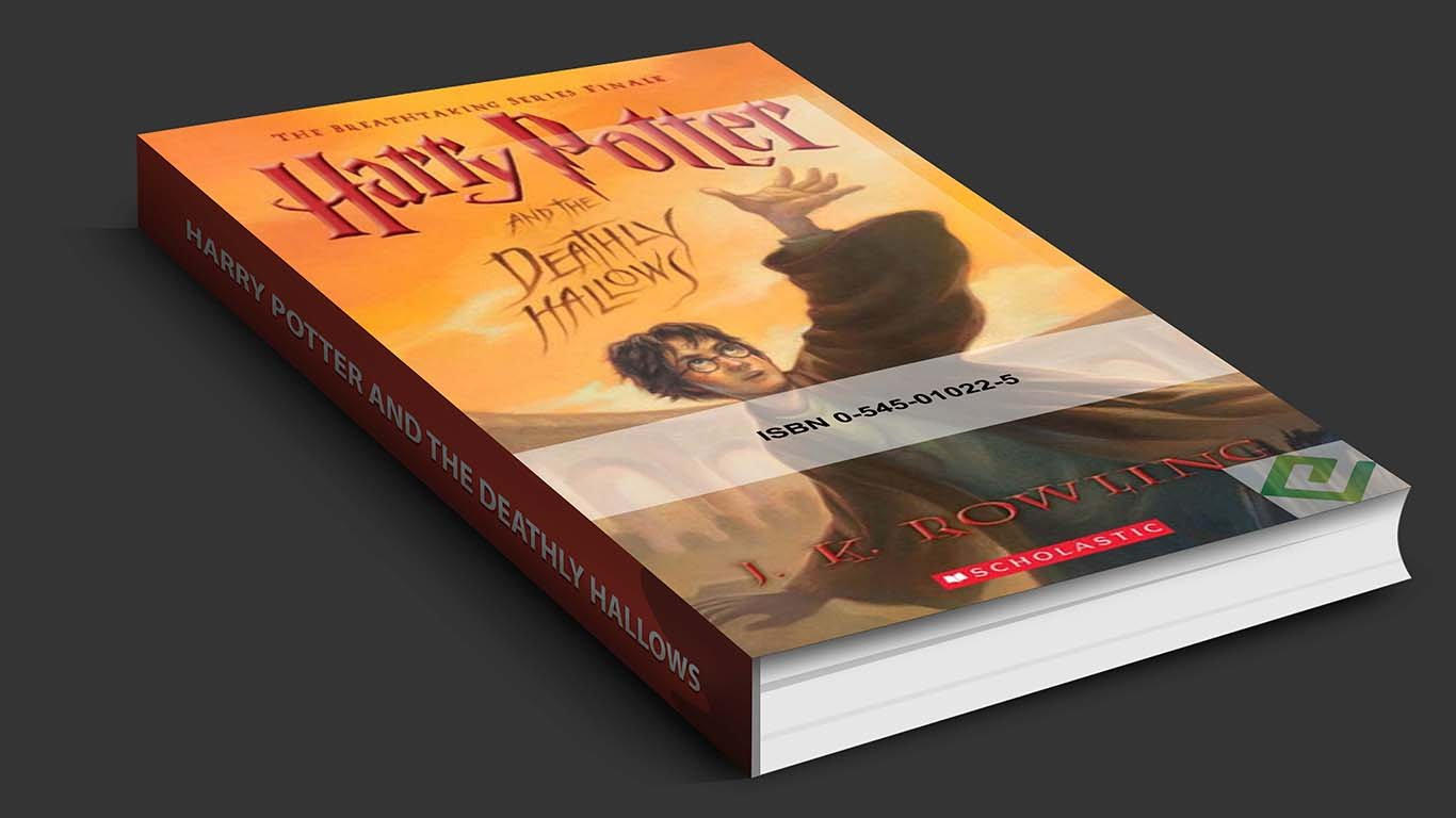 Harry Potter And Thely Hallows Book By Jk Rowling